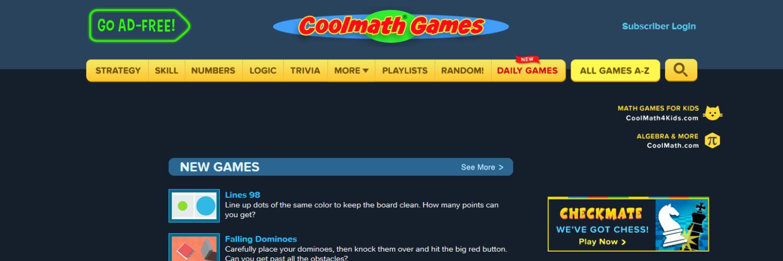 Coolmath-Games