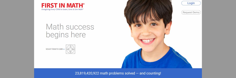 First-in-Math