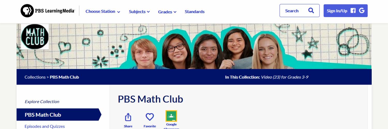 PBS-Math-Club